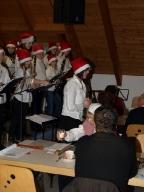 Weihnachtsfeier Heugrumbach Kids 2008