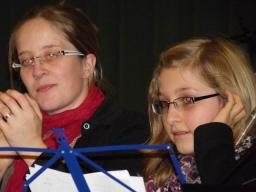 Adventsfeier 2010